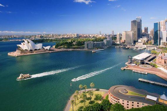 Dịch vụ chuyển phát nhanh quốc tế đi Úc giá rẻ