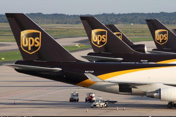 UPS – THƯƠNG HIỆU CHUYỂN PHÁT NHANH ĐI JORDAN