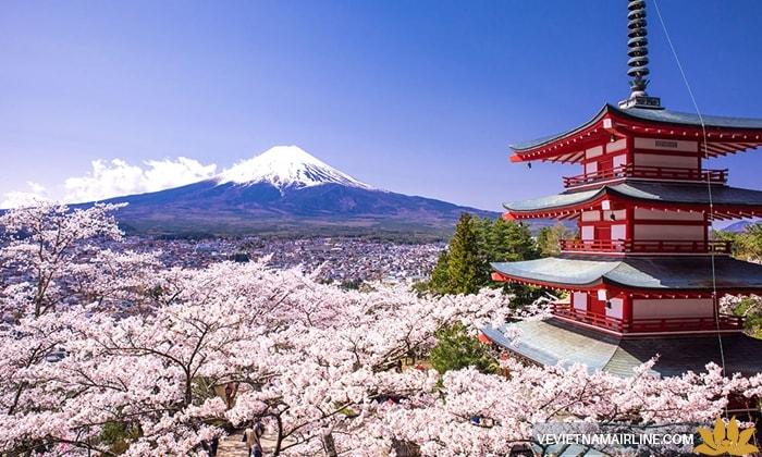 Chuyển phát nhanh hàng đi Nhật Bản giá rẻ