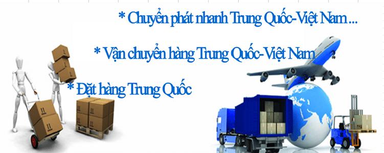 Vận chuyển hàng Trung Việt