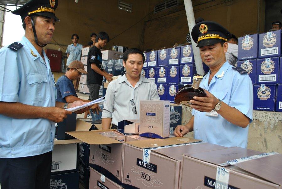 Thủ tục hải quan đối với hàng hóa phi mậu dịch cùng với Viettelcargo