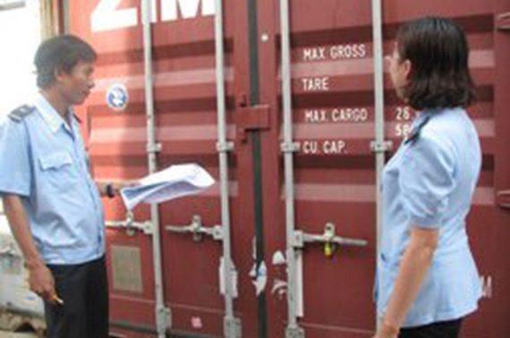 Quy trình xuất nhập khẩu hàng bằng container