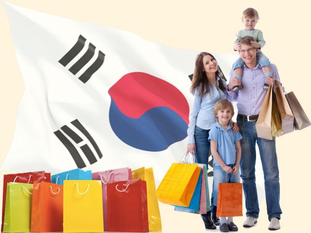 Dịch vụ chuyển hàng từ Hàn Quốc về Việt Nam