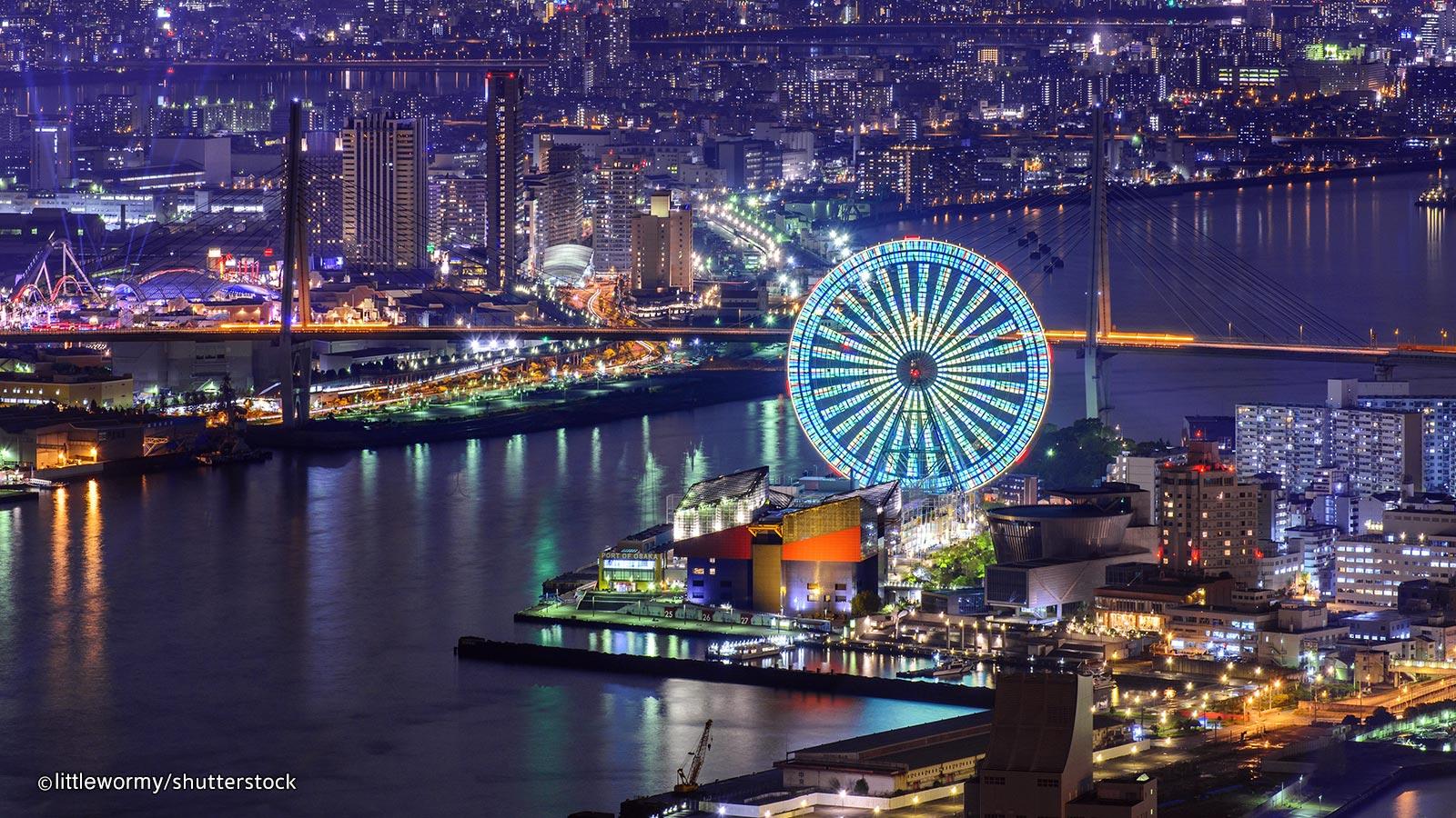 Dịch vụ chuyển phát nhanh đi Osaka giá rẻ