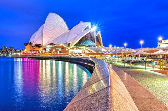 Chuyển phát nhanh chứng từ, tài liệu đi Úc (Australia) giá rẻ, nhanh chóng