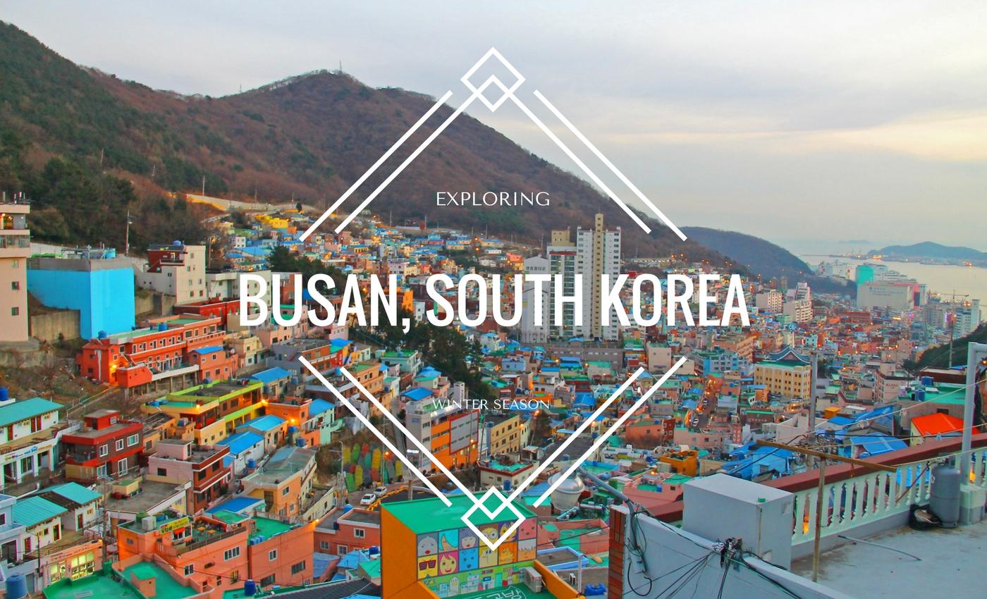 Dịch vụ chuyển phát nhanh đi Busan giá rẻ