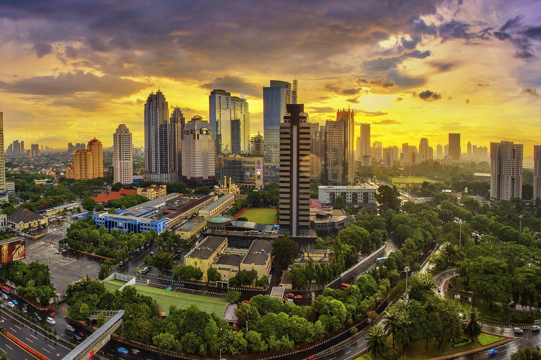 Dịch vụ chuyển phát nhanh đi Indonesia chuyên nghiệp