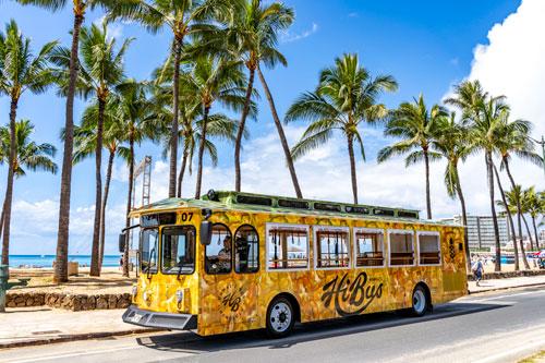 Gửi hàng từ Sài Gòn đi Hawaii_Mỹ