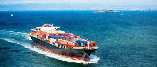 Vận chuyển hàng hóa đi quốc tế bằng đường biển