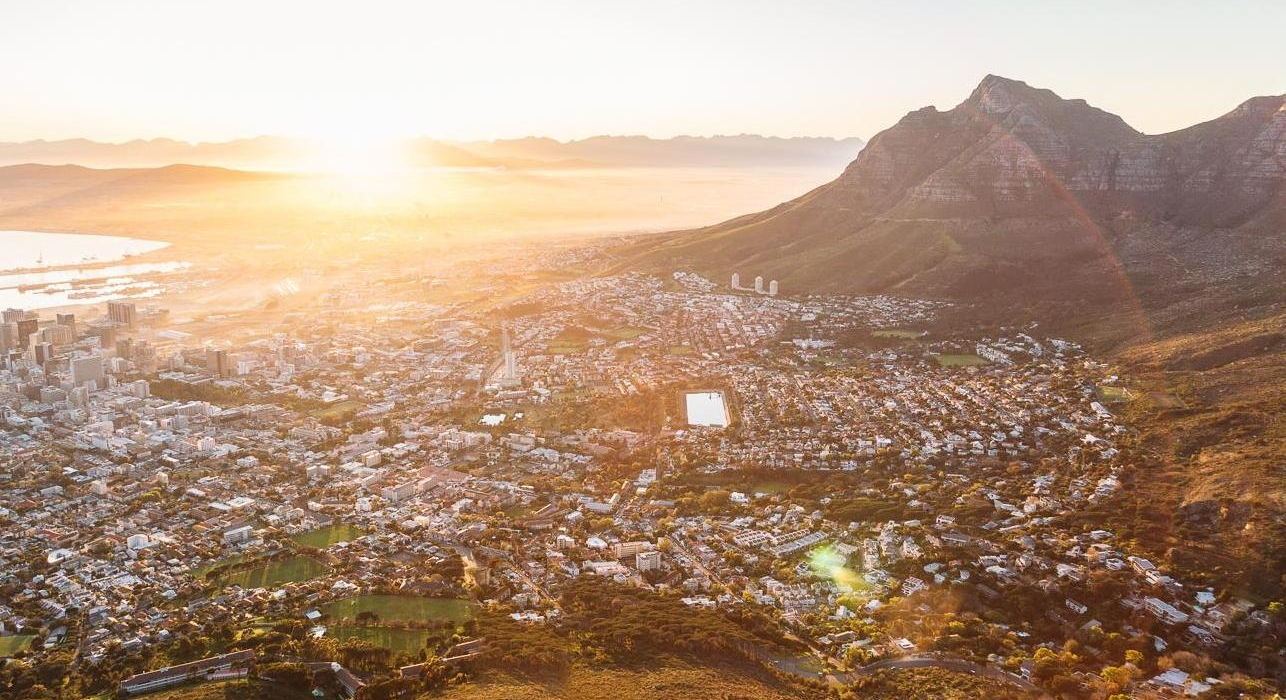 Vận chuyển đi Nam Phi giá rẻ
