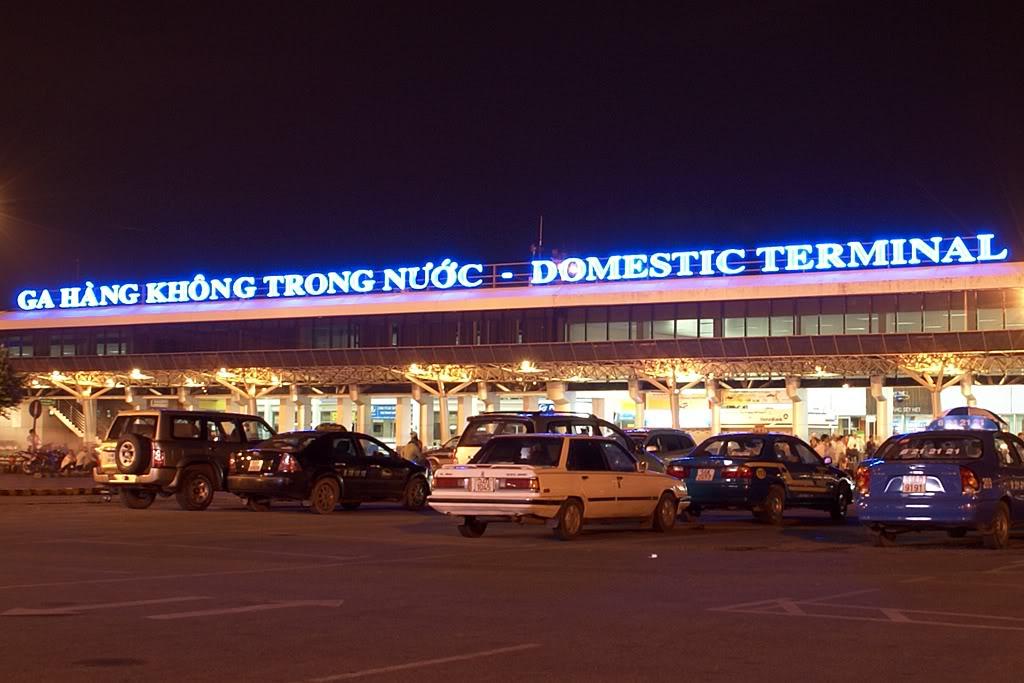 Điểm gom hàng tại Sân bay Tân Sơn Nhất của Viettelcargo