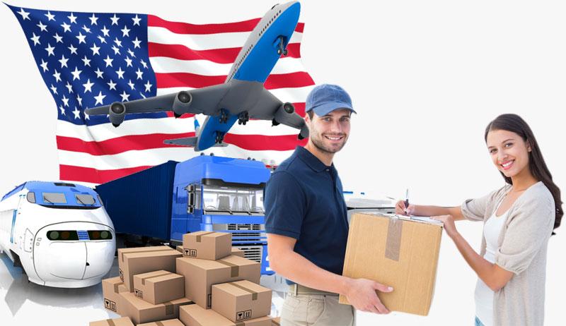 Các cách chuyển hàng hóa từ Mỹ về Việt Nam giá rẻ