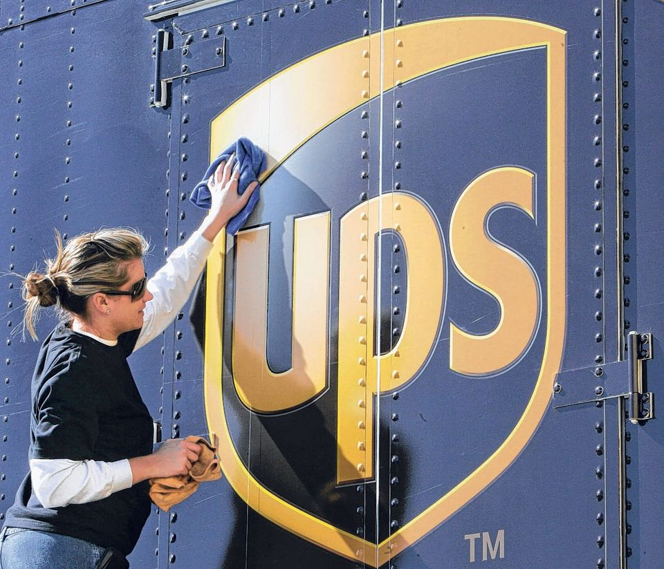 Thông báo điều chỉnh chuyển phát nhanh UPS
