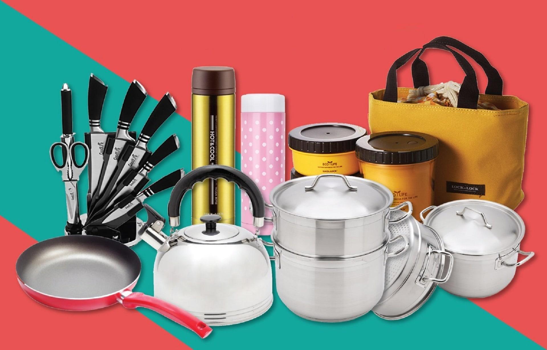 Quy cách đóng gói hàng gia dụng, đồ dùng trong gia đình