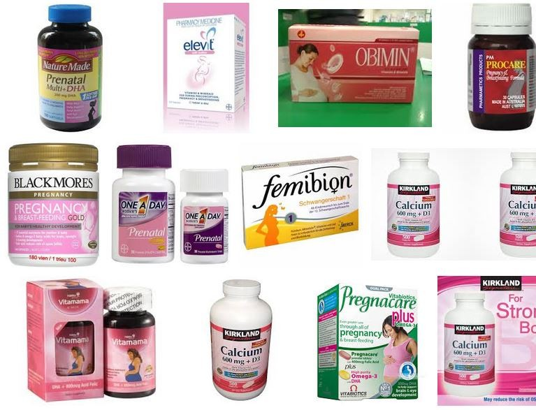 gửi Vitamin từ Úc về Việt Nam