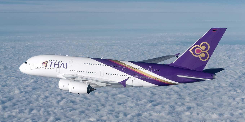 Vận chuyển hàng thời trang đến Thái Lan nhanh chóng bằng đường hàng không
