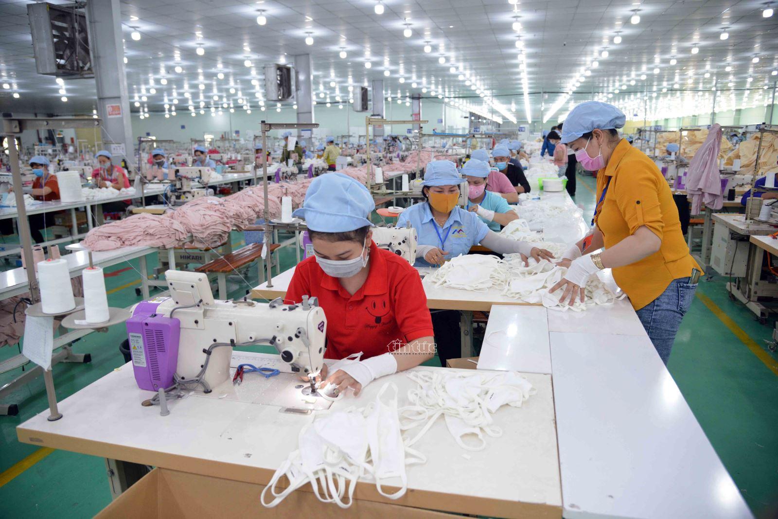 Các công ty sản xuất khẩu trang tại Việt Nam