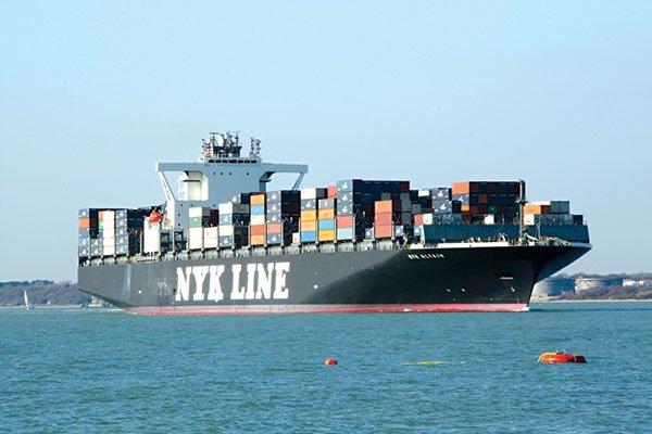 Vận chuyển hàng hóa đi Nhật Bản bằng đường biển uy tín, giá rẻ