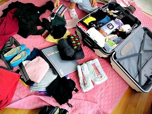 Dịch vụ vận chuyển quần áo, đồ ăn sang Mỹ an toàn - nhanh chóng - giá rẻ