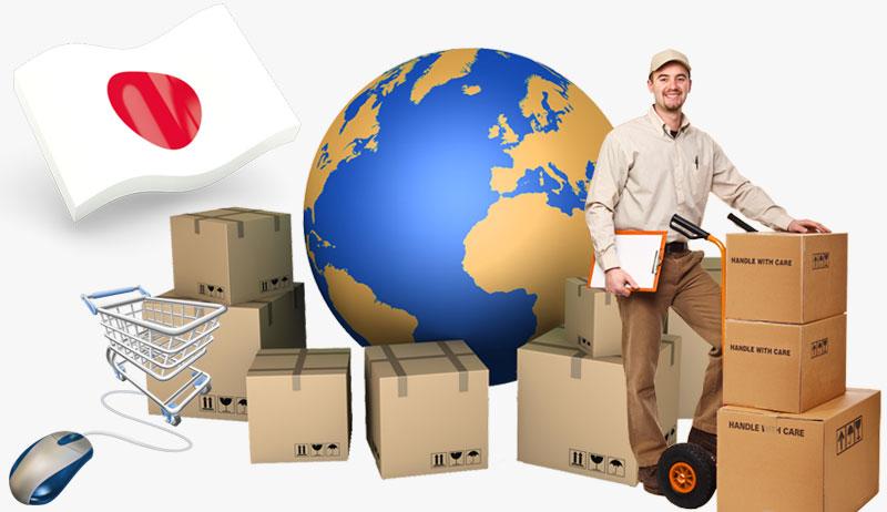 Nhiều gói dịch vụ gửi quần áo đi Nhật