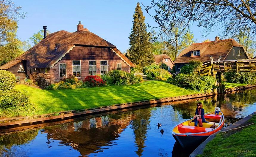 Vận chuyển hàng hóa đi Hà Lan an toàn nhanh chóng giá rẻ