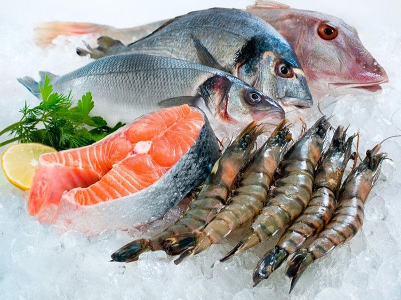 Nắm vững nguyên tắc vận chuyển hải sản tươi sống
