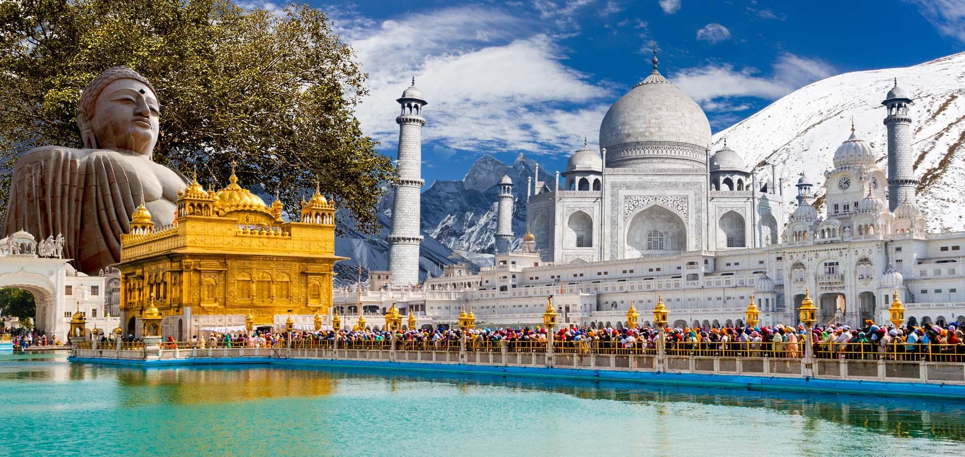 gửi hàng hóa đi Ấn Độ